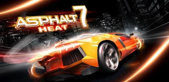 asphalt 7 heat 590x288 Asphalt 7: Heat uno de los mejores juegos de carreras para iOS y Android