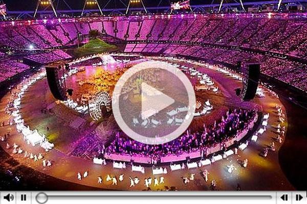 juegos olimpicos londres 2012 clausura Ver clausura de los Juegos Olímpicos Londres 2012