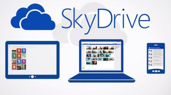 Microsoft actualiza la interfaz de Skydrive