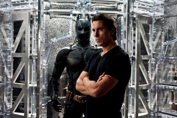 the dark knight rises La transformación de Christian Bale a través de los años