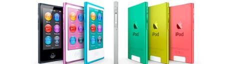 iPod Touch e iPod Nano disponibles en las Apple Store