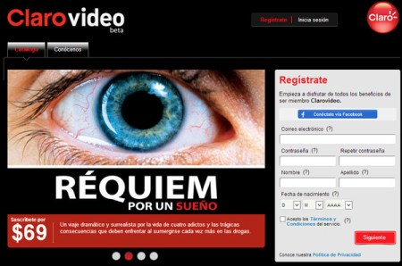 Clarovideo llega a México y se planta como otra buena alternativa a Netflix
