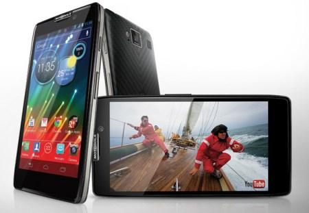 Motorola RAZR HD: el primer smartphone preparado para LTE 4G de México