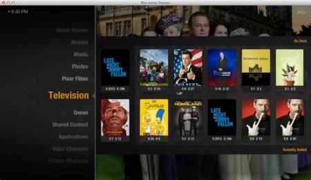 Plex Desktop se actualiza con soporte para AirPlay y ahora se llama Plex Home Theater