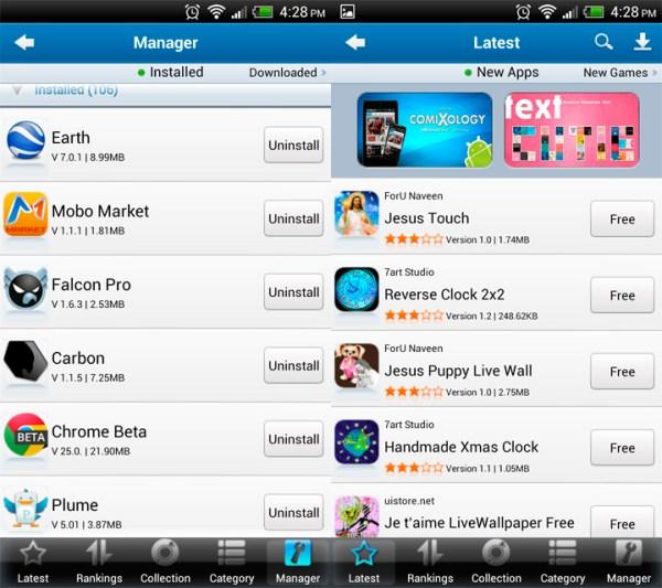 mobo market capt 600x533 Mobo Market una excelente alternativa a la tienda de aplicaciones Google Play para Android [Reseña]