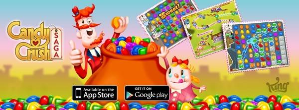 candy crush saga juego Candy Crush Saga, un juego altamente adictivo y multiplataforma