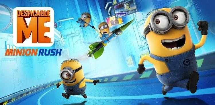 Despicable Me Mimion Rush Despicable Me: Minion Rush, uno de los juegos más adictivos para iOS y Android de la película Mi Villano Favorito 2