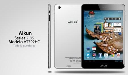 Acteck lanza su nueva tableta AIKUN AT792HC