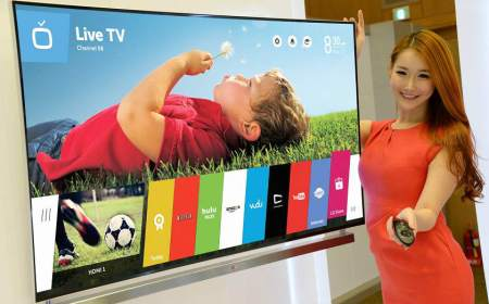 LG presenta sus nuevos televisores con interfaz webOS