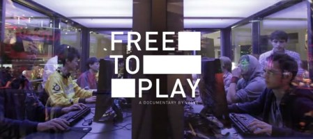 """Free to Play"" El documental de VALVE sobre los Pro Gamers disponible completo en Youtube"