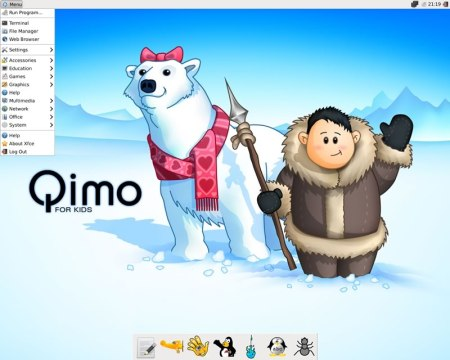 Configura una PC para niños con Qimo y dale un uso a tu vieja PC