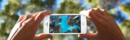 Vende las fotos que tomas con tu smartphone con Instant de Fotolia