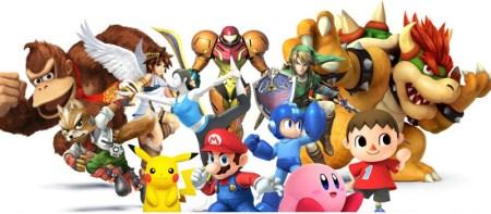 Descubren falla en Super Smash Bros 3Ds que te banea por 136 años