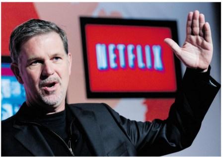 La piratería, el principal competidor de Netflix