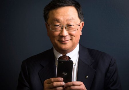 CEO de BlackBerry quiere que por ley se obligue a desarrollar apps para todas las plataformas