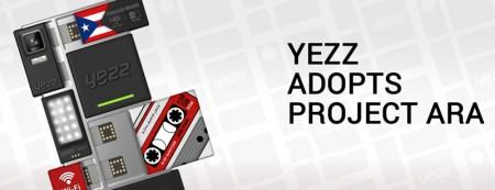 Yezz desarrollará módulos para el Proyecto Ara de Google [MWC2015]