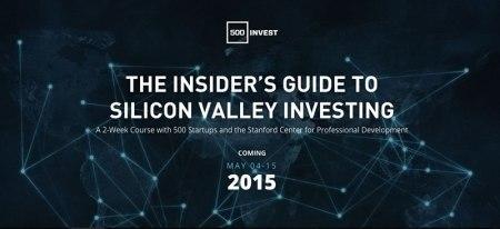 Lanzan curso sobre inversión en tecnología en Silicon Valley