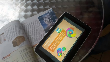 Con realidad aumentada buscan mejorar el aprendizaje en primarias