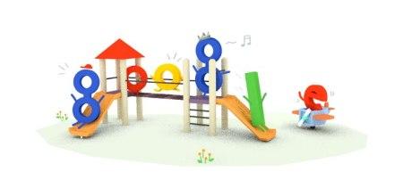 Google celebra el día del niño 2015 con un doodle