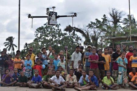 Suiza repartirá el correo con drones