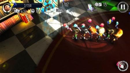 """Dream Heroes, un juego basado en el clásico """"Snake"""""""