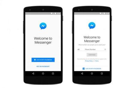 Ya no necesitarás cuenta de Facebook para usar Messenger
