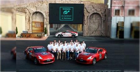 México irá contra Australia en la Final Internacional de Nissan GT Academy