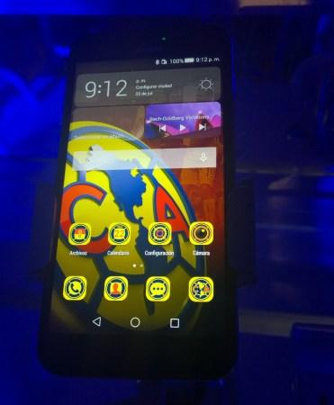 Huawei se convierte en la marca oficial de Smartphones del Club América