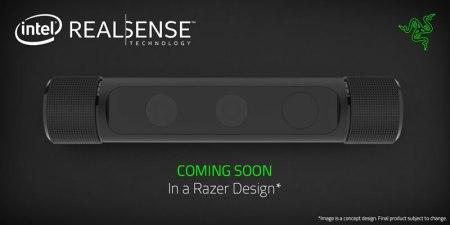 Razer usará la cámara Intel Real Sense para llevar realidad virtual a los gamers