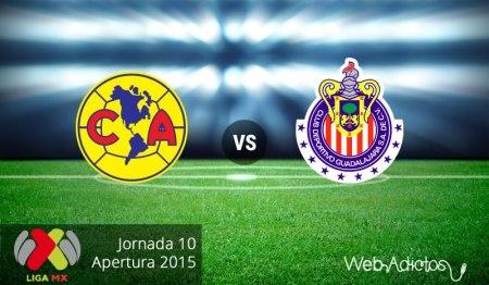 América vs Chivas, Clásico en el Apertura 2015
