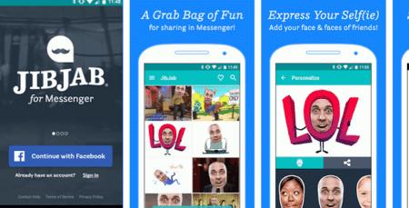 JibJab Messages, crea divertidos GIF personalizables con tus fotografías