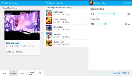 Samsung crea app para mejorar resolución de juegos móviles en Android