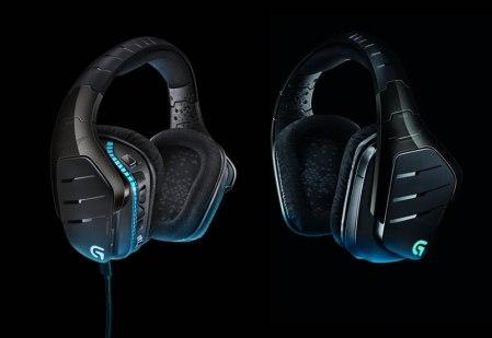 Logitech presenta sus nuevos audífonos para gamers