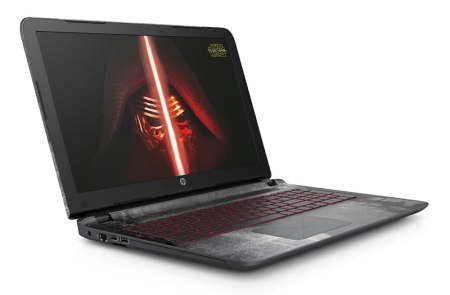 HP lanza laptop edición especial de Star Wars