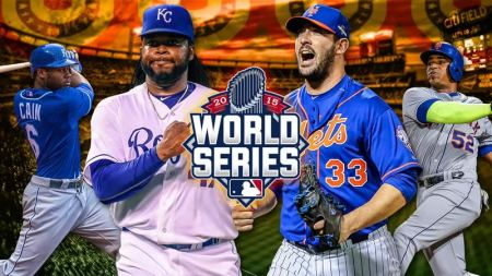 Mets vs Reales, Juego 1 de la Serie Mundial 2015