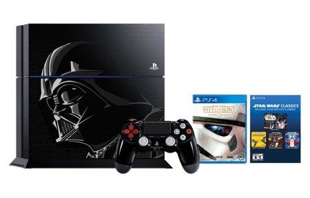 Preventa Amazon México de la edición especial Star Wars Battlefront de la consola PlayStation 4