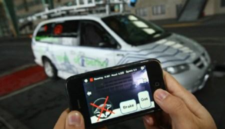 Españoles desarrollarán control vehicular por smartphone