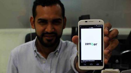 Universitarios crean Zenzzer, una app que verifica el abastecimiento de gasolina en el coche
