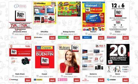 Ofertas de Walmart, Costco y más tiendas en el Buen Fin 2015