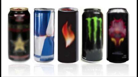Las bebidas energizantes podrían traer más riesgos a la salud.