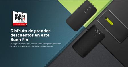 Motorola lanza sus promociones para el Buen Fin 2015