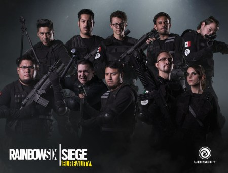 Primer episodio de Rainbow Six Siege: El Reality
