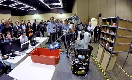 Robots sustituirán a empleados de almacenes y bodegas en 50 años
