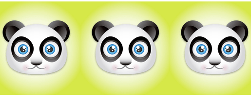 Create-a-Cute-Panda-Bear-Face-Icon