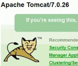 Apache Tomcat Setup