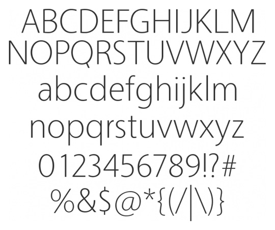 Cool Font Styles