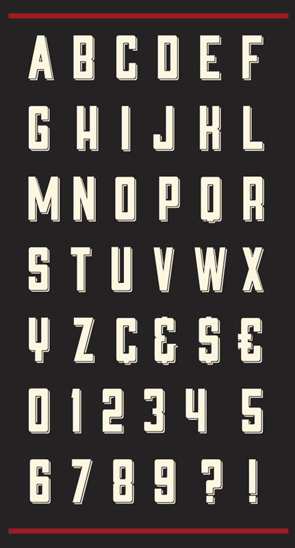 9 Free Fonts you Must Download