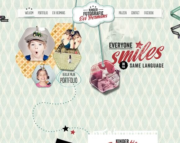21 Insiring Texture Use in Web Design