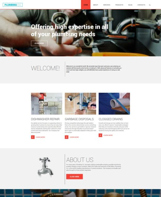4-responsive WordPress theme