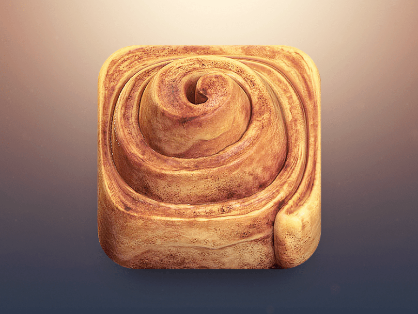 cinnamon-roll-app-icon